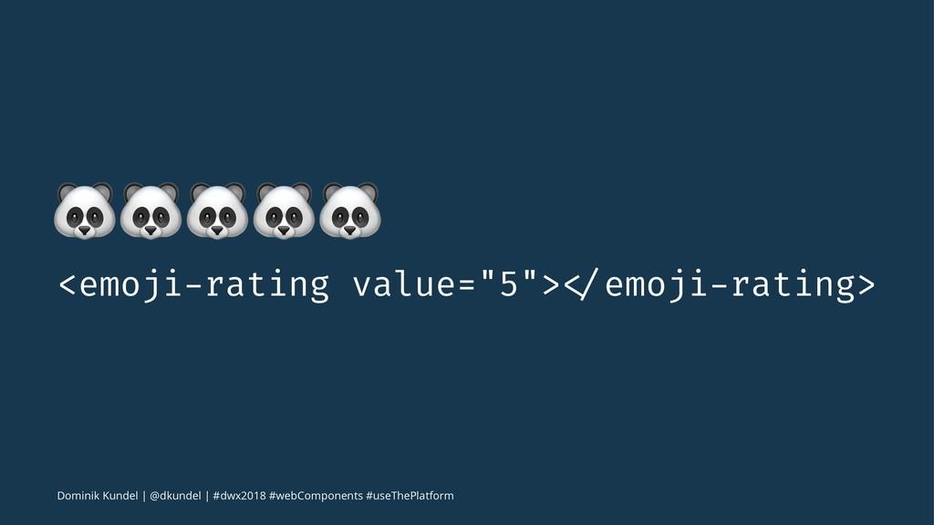 "!!!!! <emoji-rating value=""5""> </emoji-rating> ..."