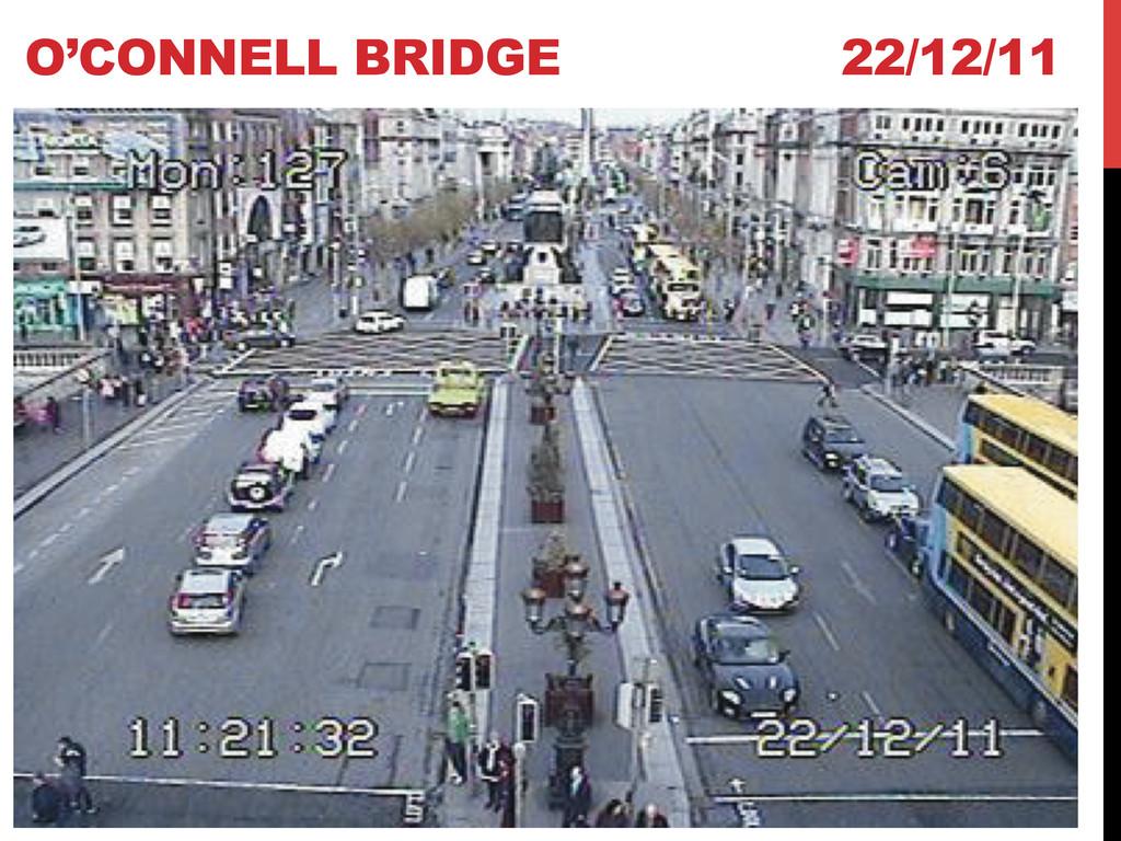 O'CONNELL BRIDGE 22/12/11