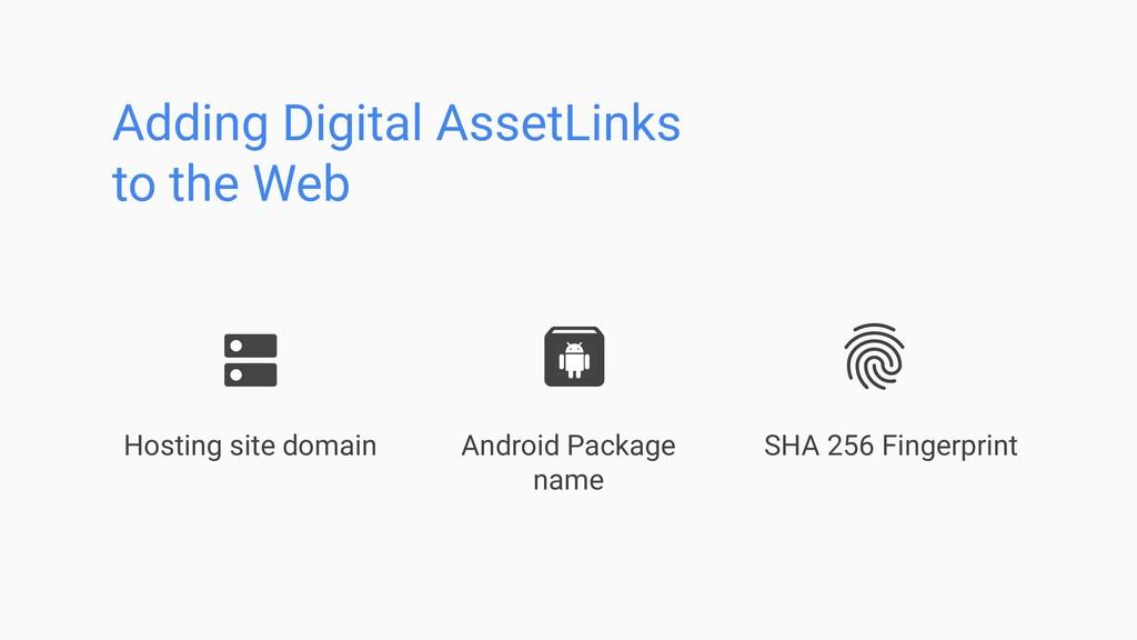 Adding Digital AssetLinks to the Web Hosting si...