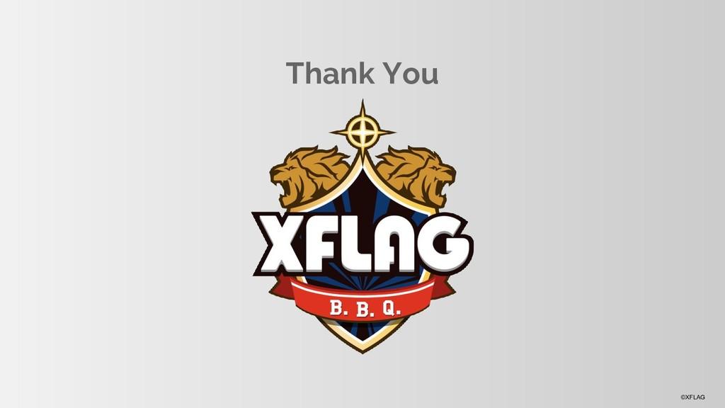 ©XFLAG Thank You