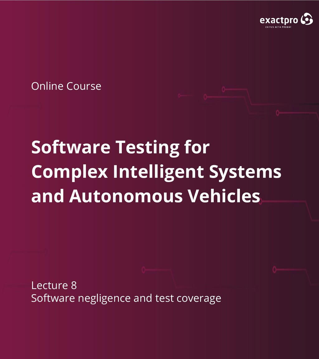 1 Build Software to Test Software exactpro.com ...