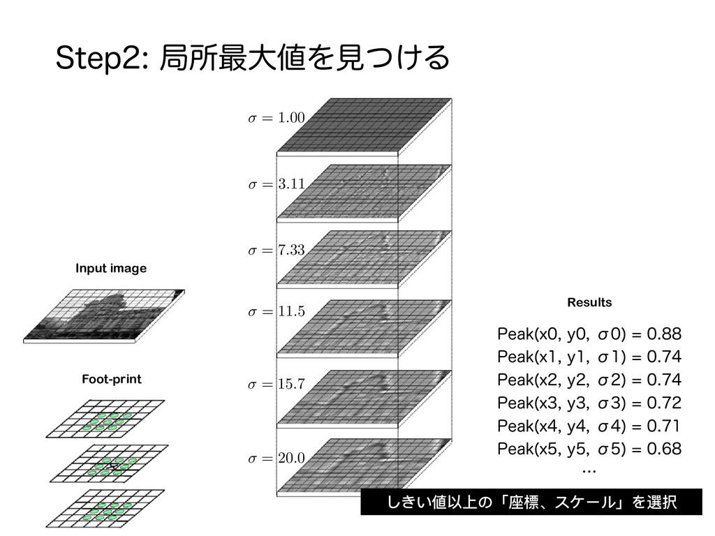 Input image Foot-print 1FBL YZМ ...
