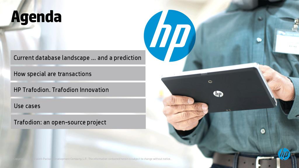© Copyright 2012 Hewlett-Packard Development Co...