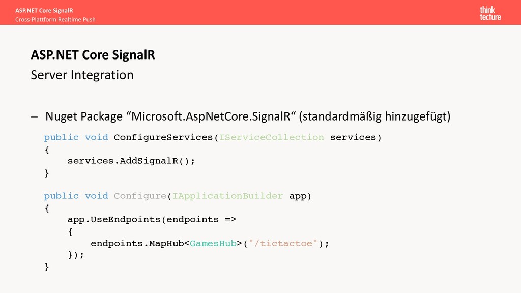"Server Integration - Nuget Package ""Microsoft.A..."