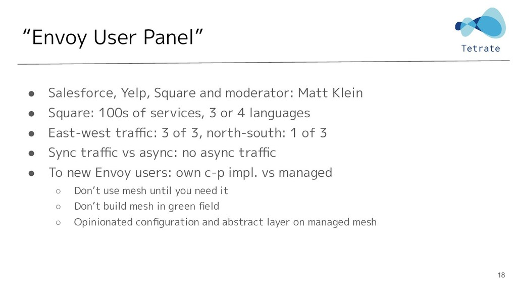 """Envoy User Panel"" ● Salesforce, Yelp, Square a..."