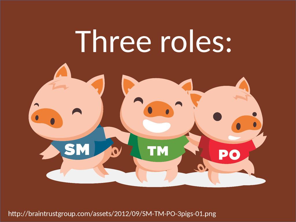 Three roles: http://braintrustgroup.com/assets/...