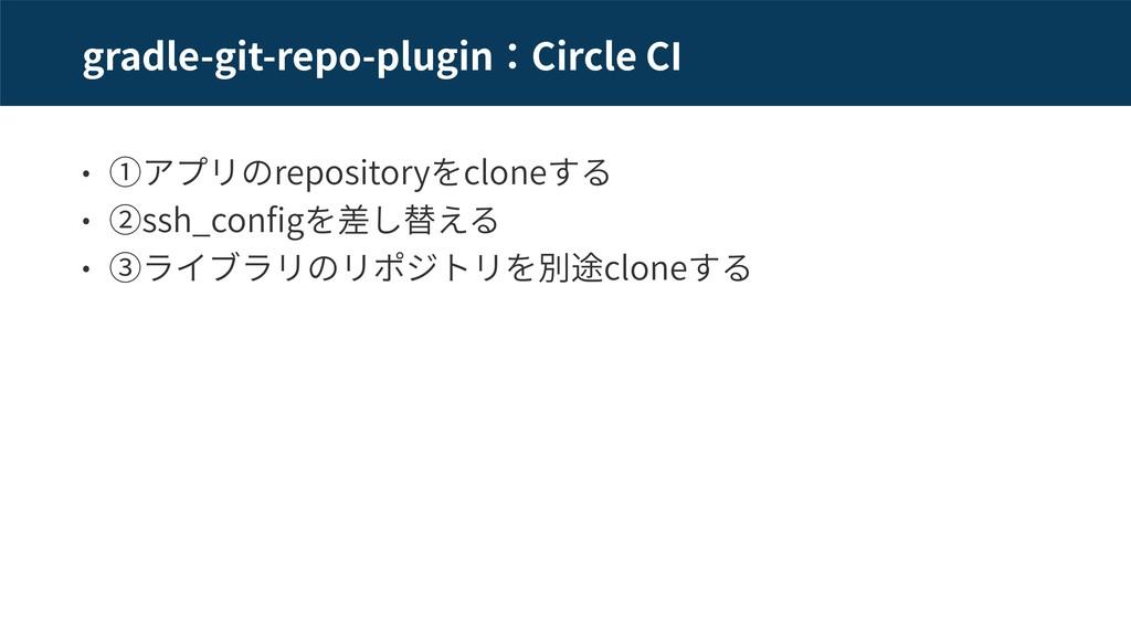 gradle-git-repo-plugin Circle CI repository clo...