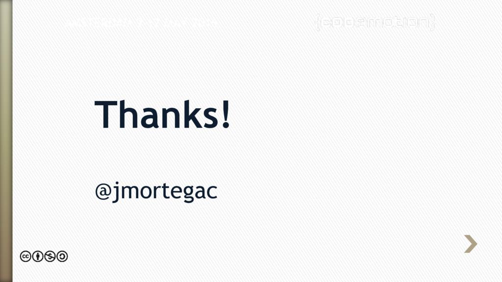 Thanks! @jmortegac AMSTERDAM 9-12 MAY 2016