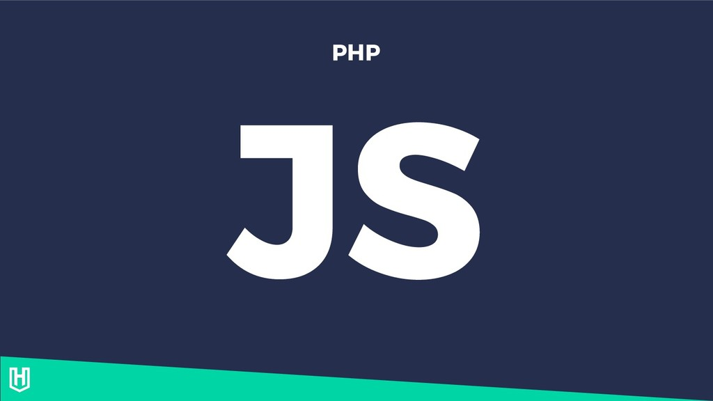 PHP JS