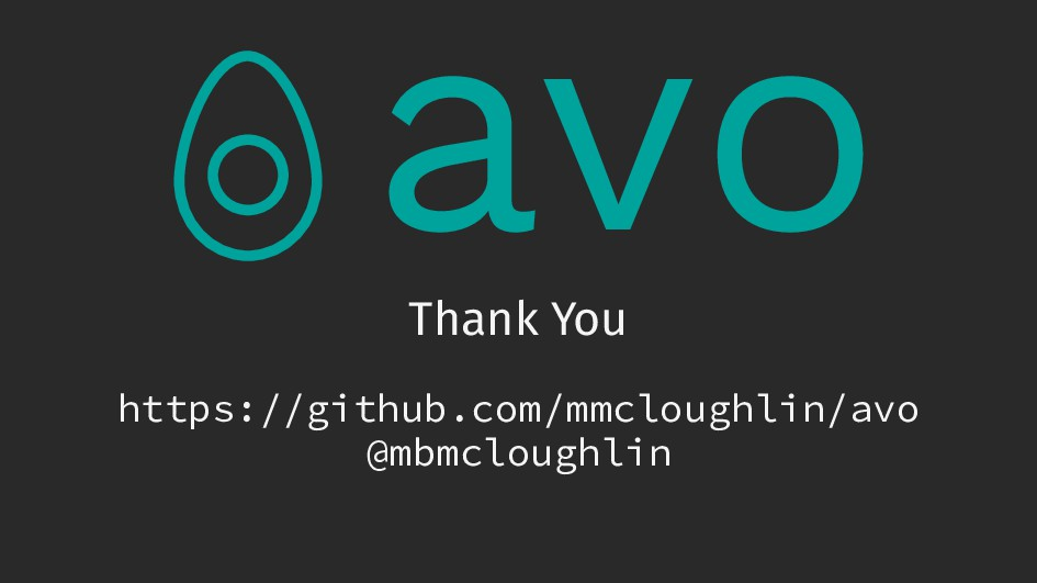 Thank You https://github.com/mmcloughlin/avo @m...