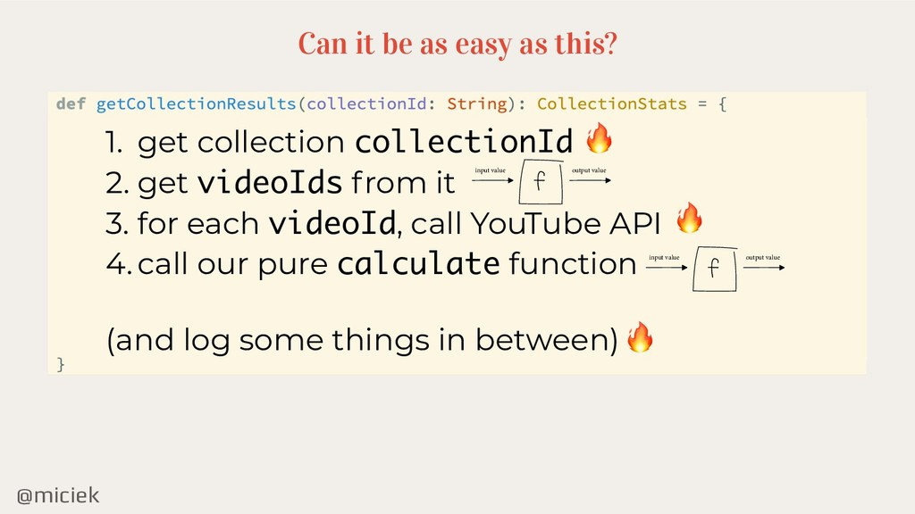 @miciek Can it be as easy as this? 1. get colle...
