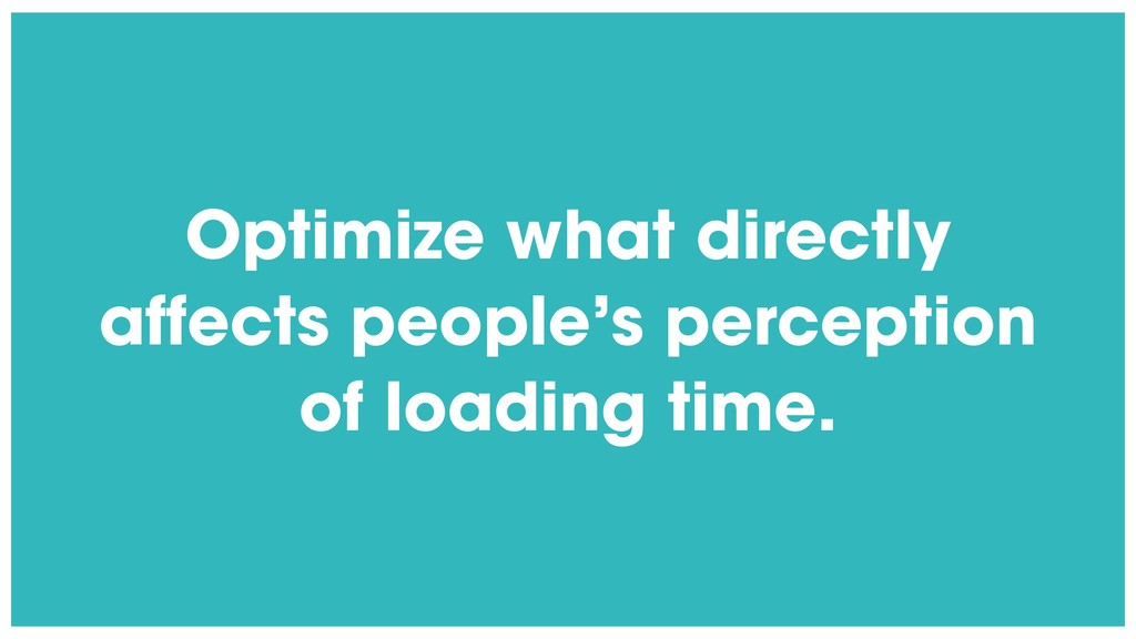 @radibit Optimize what directly affects people'...