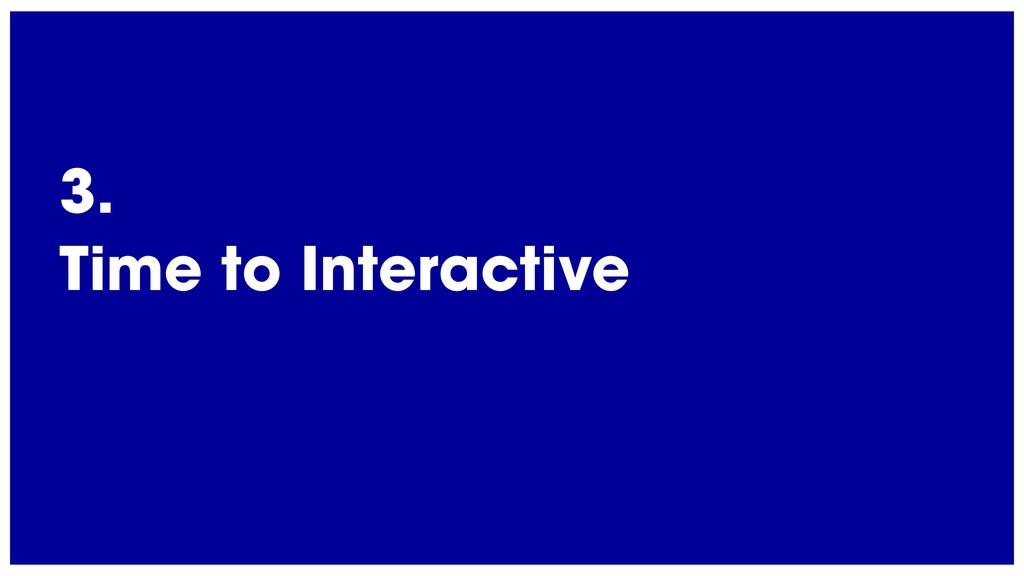 @radibit 3. Time to Interactive