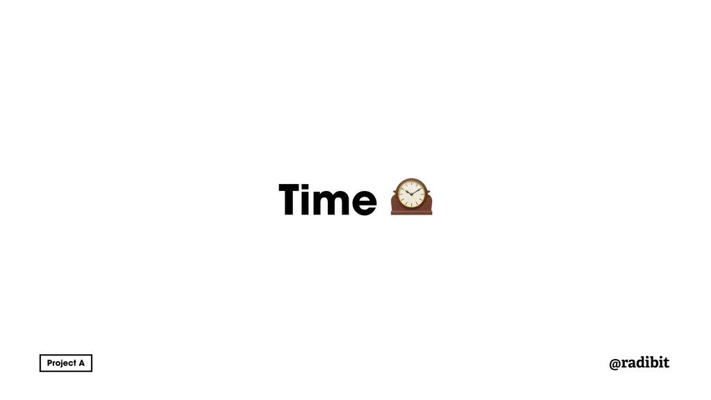 @radibit Time