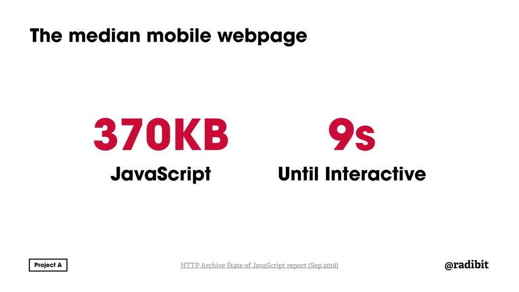 @radibit The median mobile webpage 370KB HTTP A...