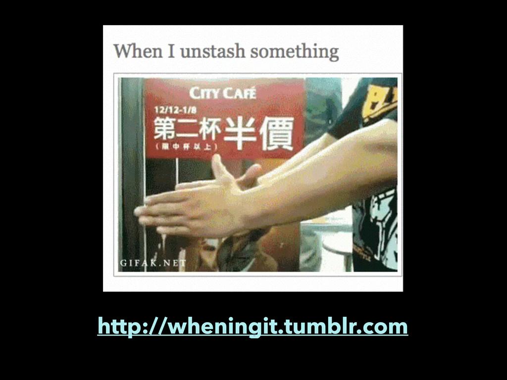 http://wheningit.tumblr.com