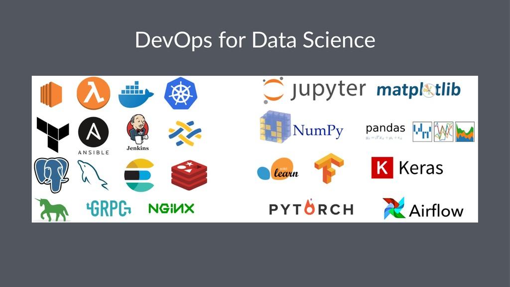 DevOps for Data Science