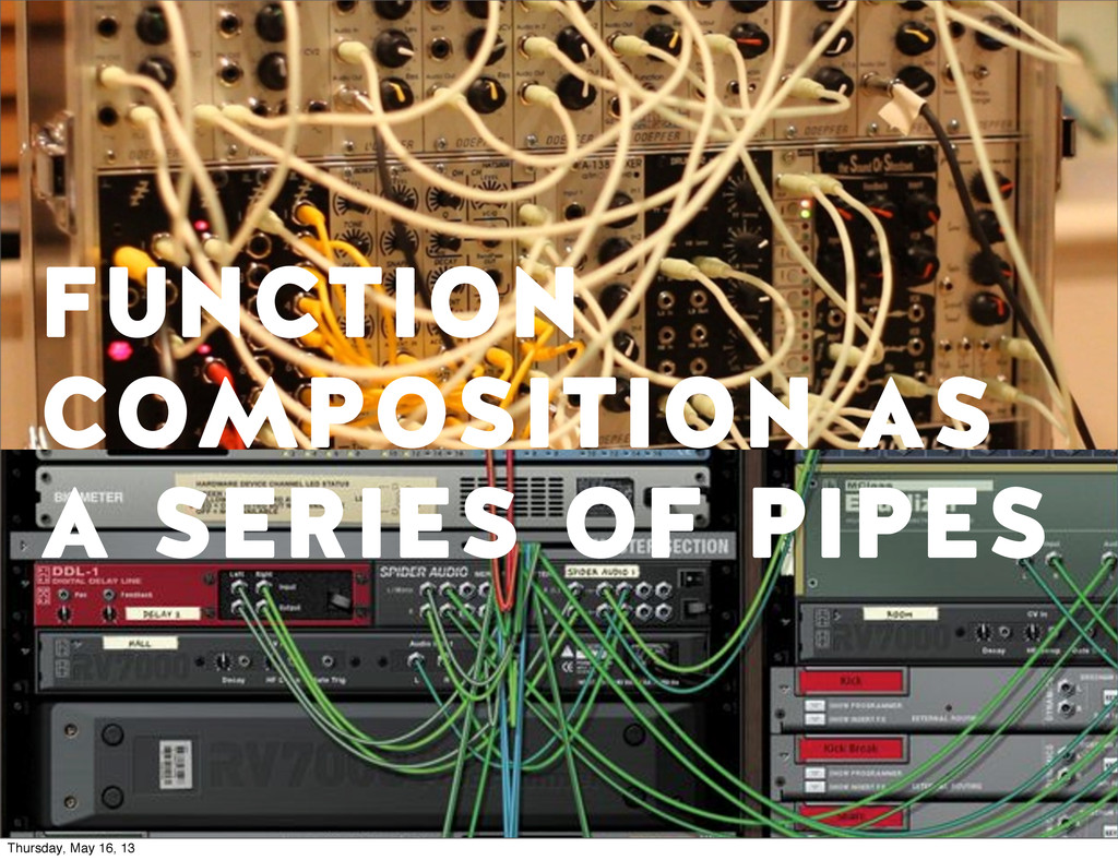 function composition as a series of pipes Thurs...