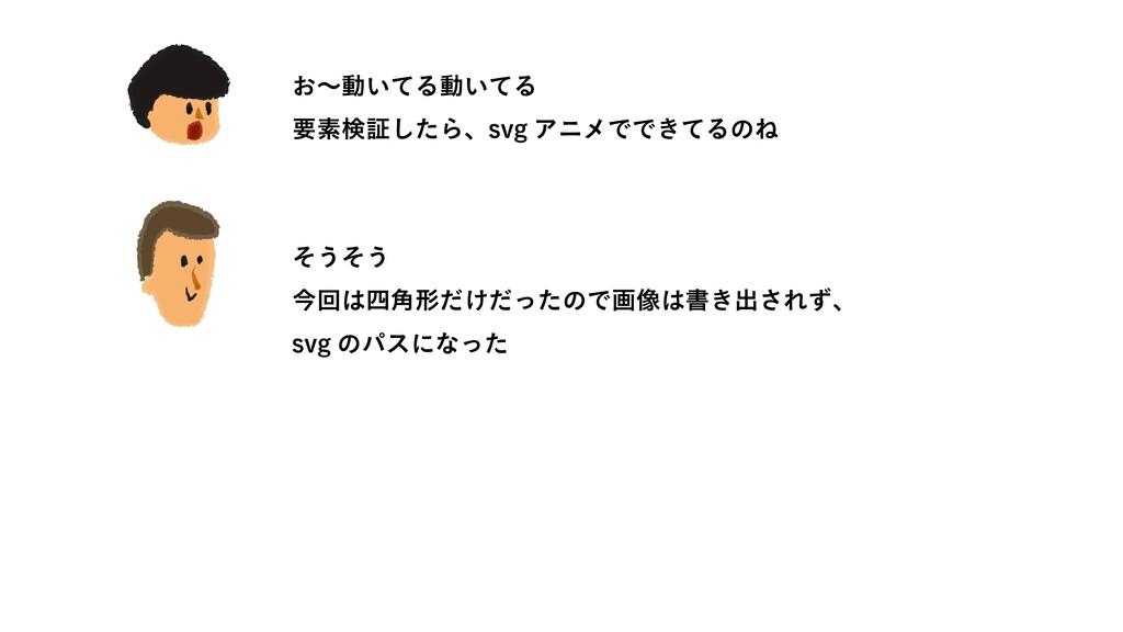 ͦ͏ͦ͏ ࠓճ֯ܗ͚ͩͩͬͨͷͰը૾ॻ͖ग़͞Εͣɺ TWH ͷύεʹͳͬͨ ͓ʙಈ͍ͯΔ...