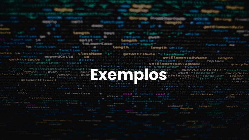 EXEMp Exemplos