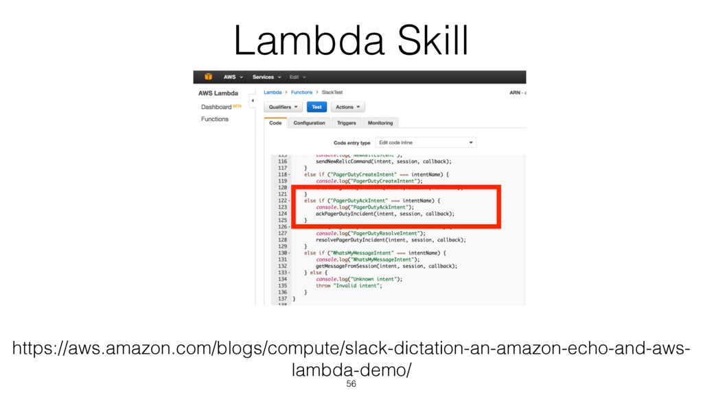 Lambda Skill 56 https://aws.amazon.com/blogs/co...