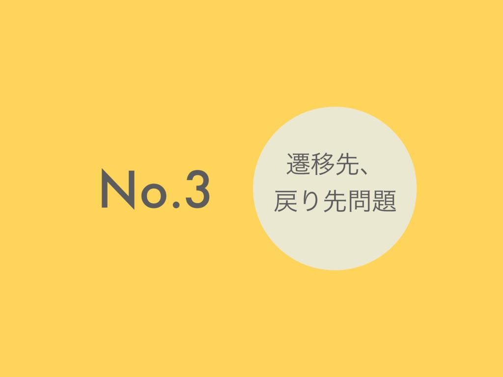 No.3 ભҠઌɺ Γઌ