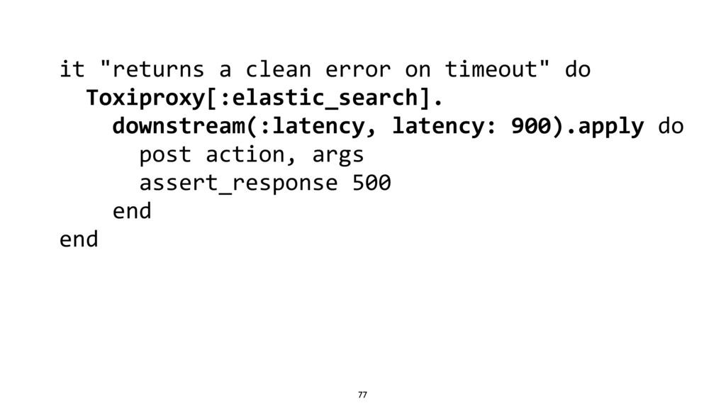 "77 it ""returns a clean error on timeout"" do Tox..."