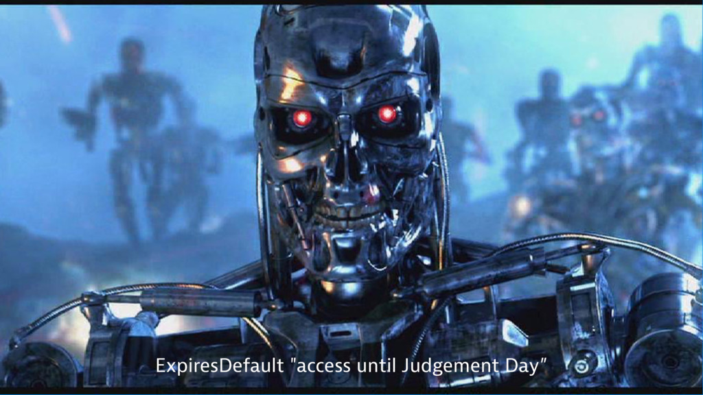 "ExpiresDefault ""access until Judgement Day"""