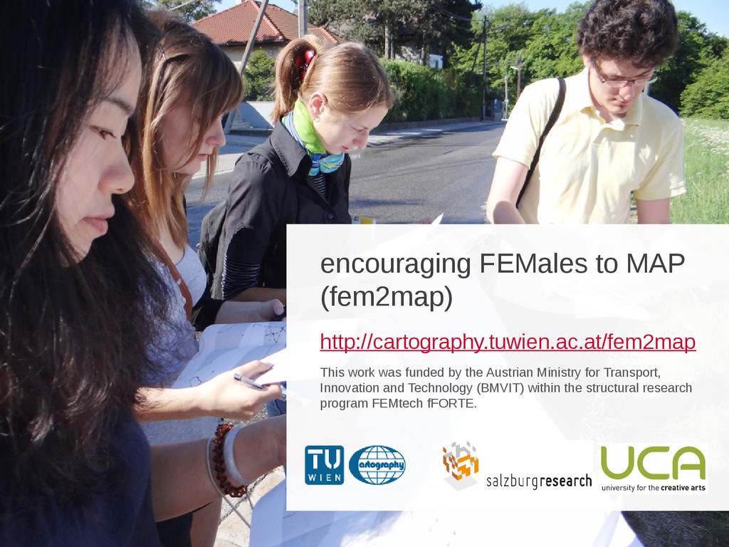 Women who made OpenStreetMap   FLOSSIE 2013   8...