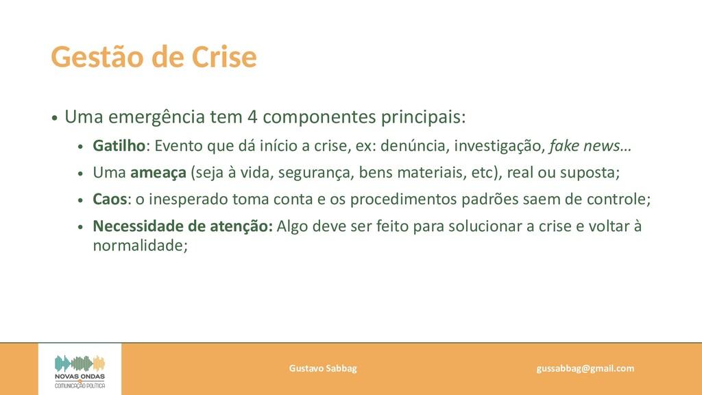 Gustavo Sabbag   gussabbag@gmail.com   Gestão d...