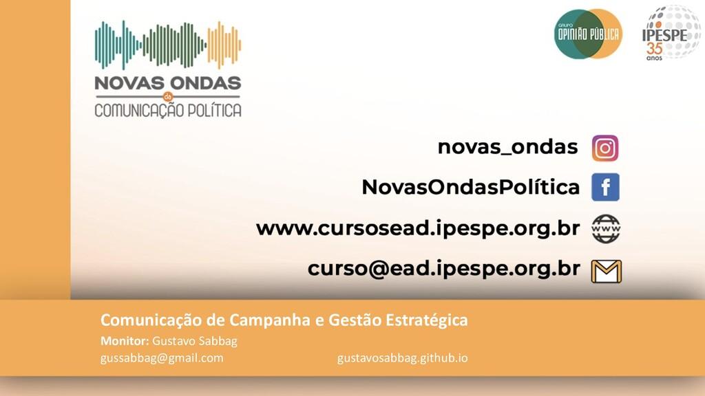 Gustavo Sabbag   gussabbag@gmail.com   Comunica...