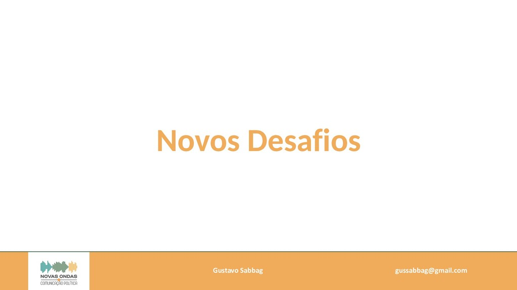 Gustavo Sabbag   gussabbag@gmail.com   Novos De...