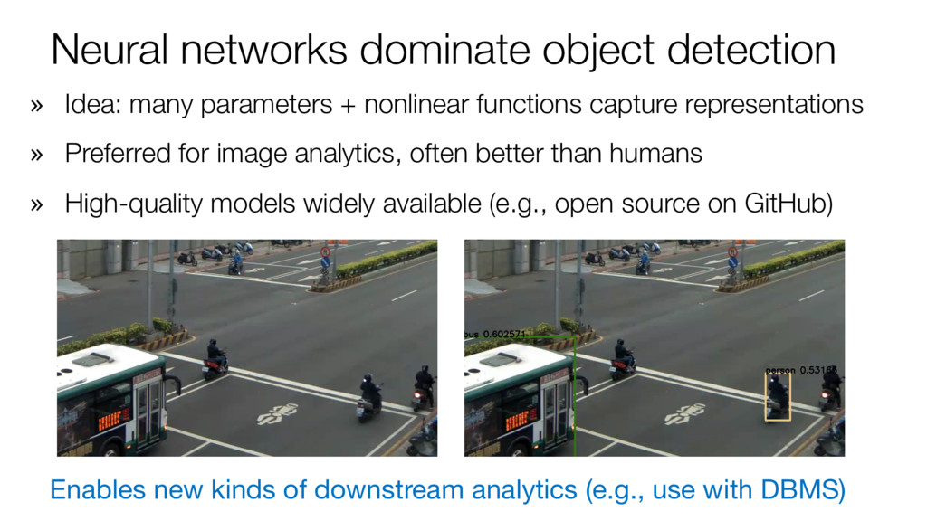 Neural networks dominate object detection » Ide...