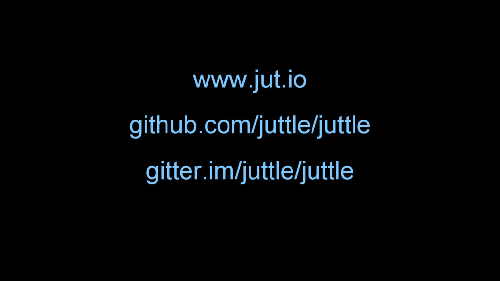 www.jut.io github.com/juttle/juttle gitter.im/j...