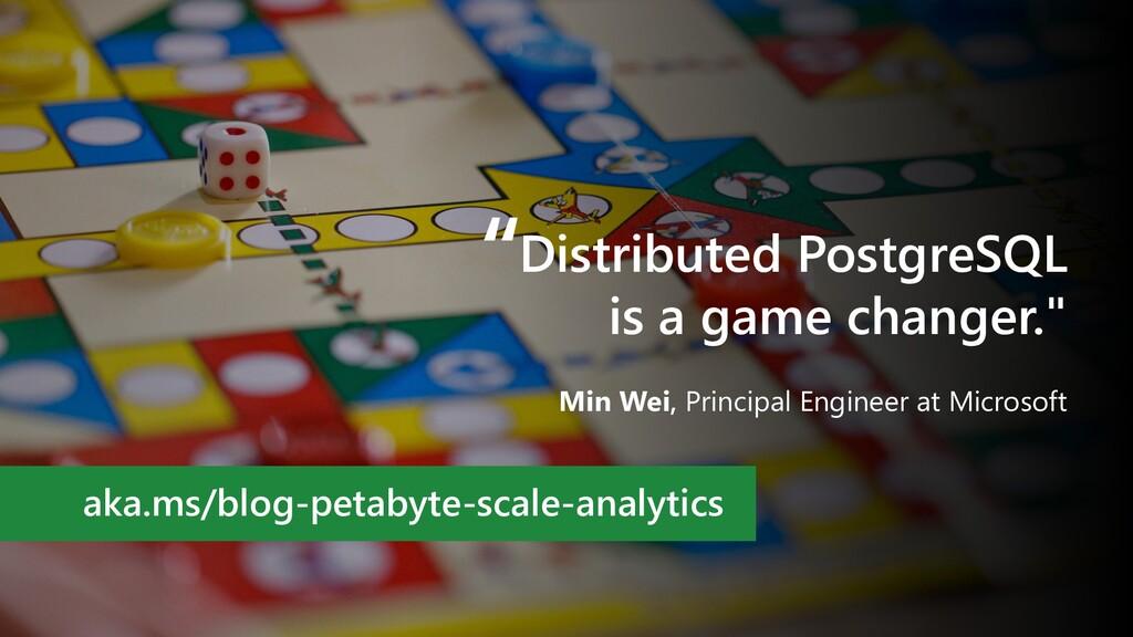 Min Wei, Principal Engineer at Microsoft Distri...
