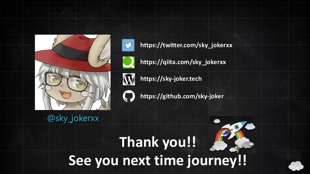 Thank you!! See you next time journey!! https:/...