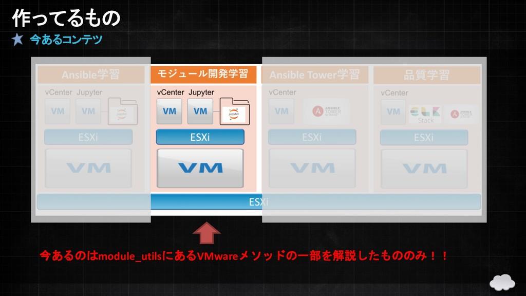 module_utils VMware...