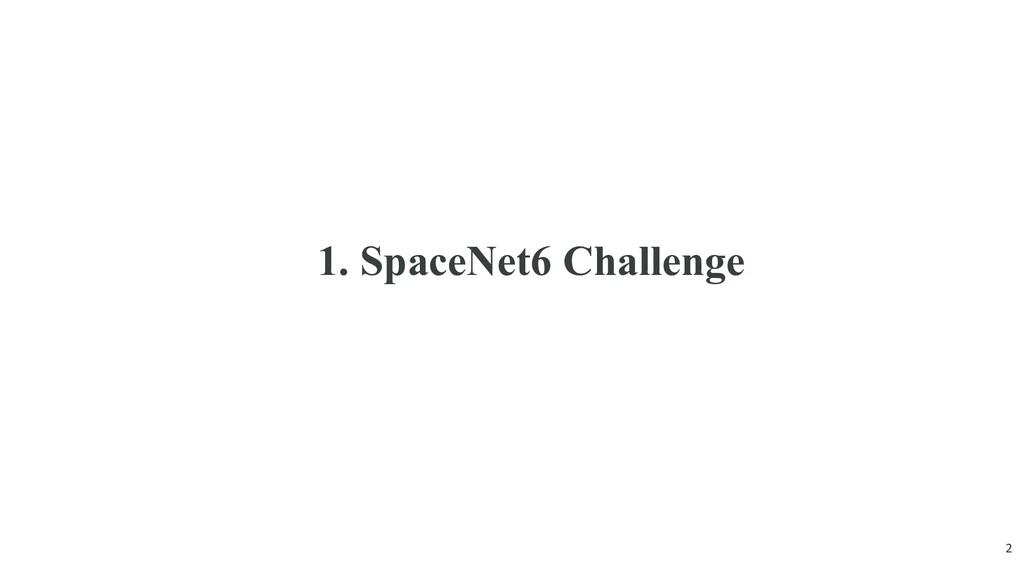 1. SpaceNet6 Challenge 2