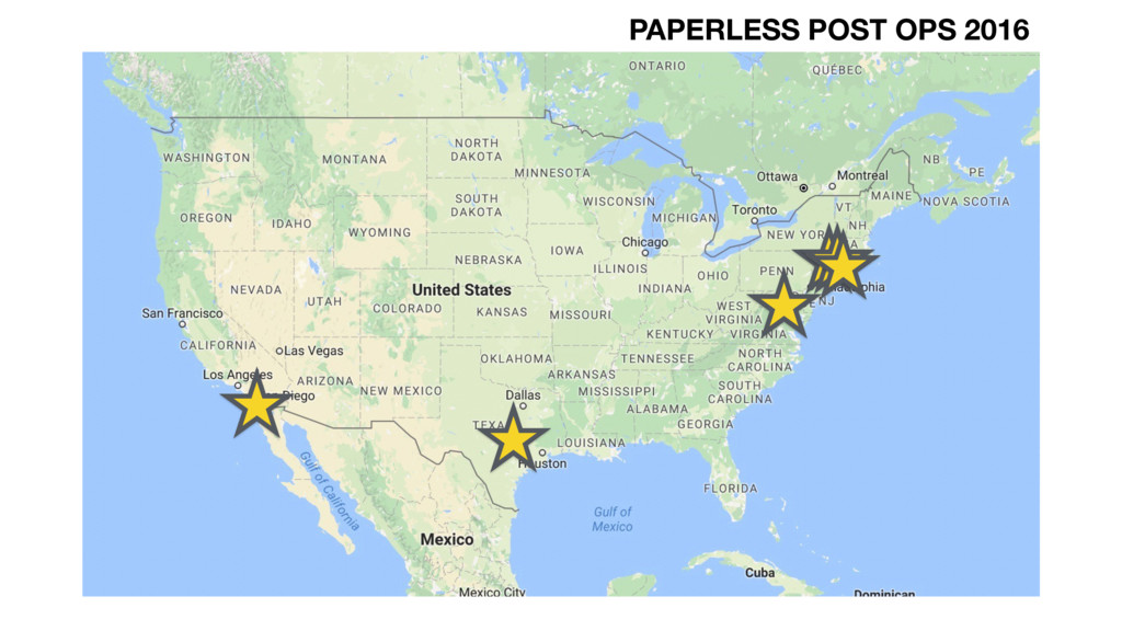 PAPERLESS POST OPS 2016