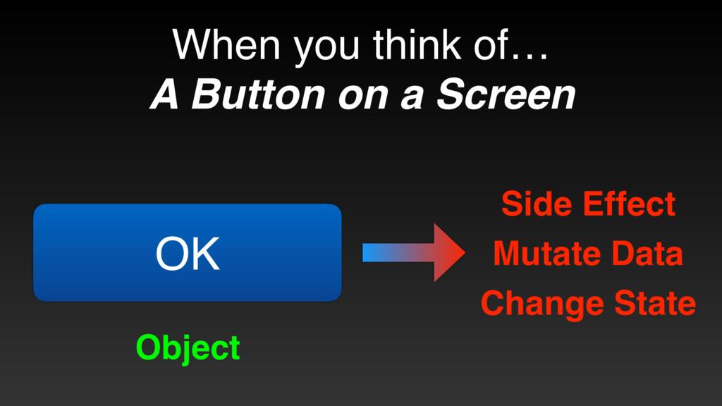OK Side Effect Mutate Data Change State When yo...