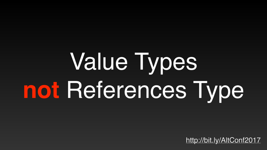 Value Types not References Type http://bit.ly/A...