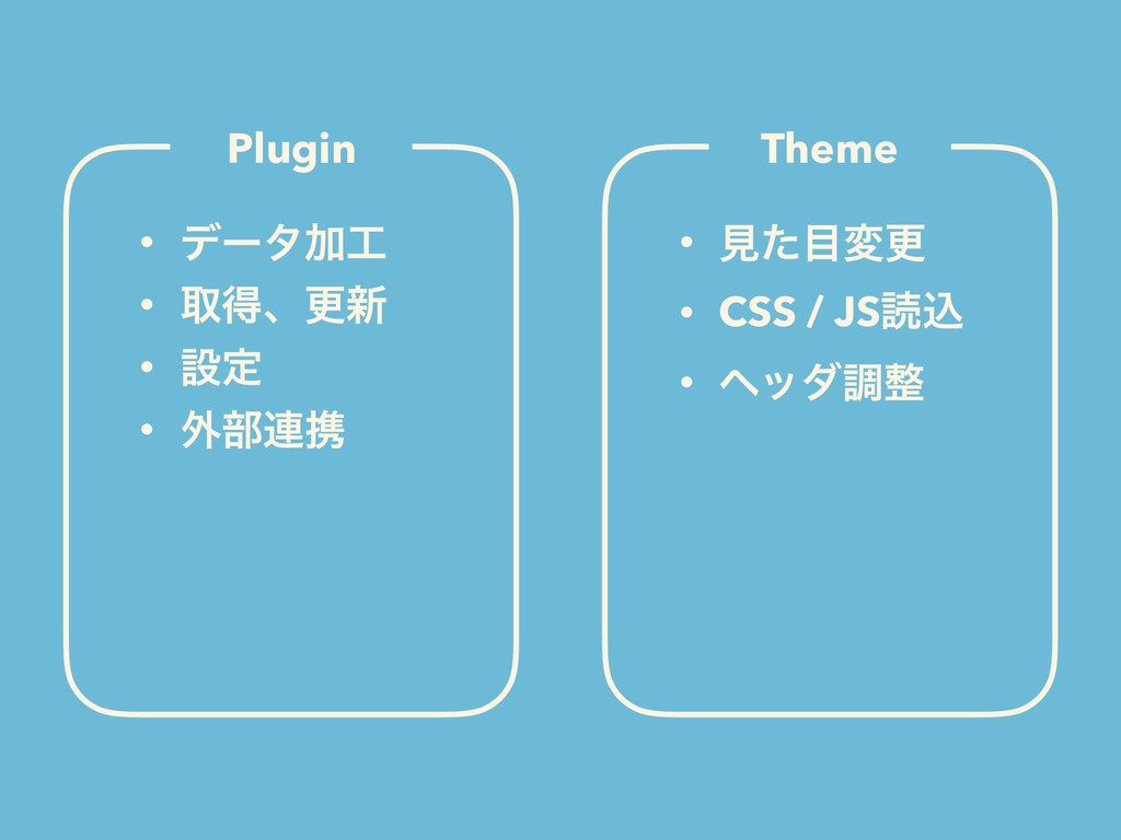 Plugin Theme • σʔλՃ • औಘɺߋ৽ • ઃఆ • ֎෦࿈ܞ • ݟͨม...