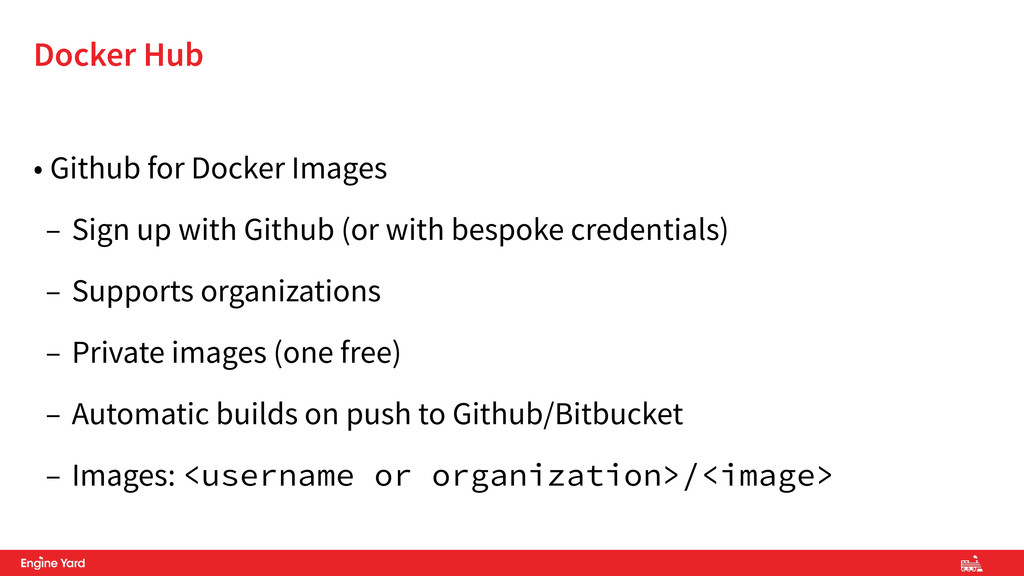 • Github for Docker Images – Sign up with Githu...