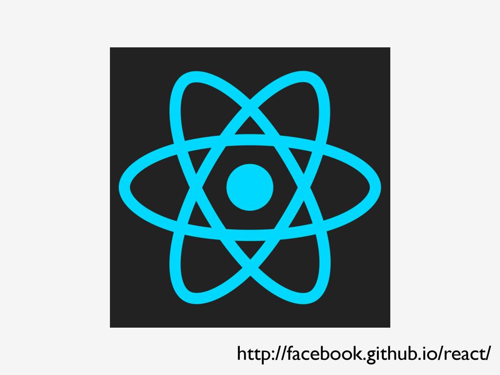 http://facebook.github.io/react/