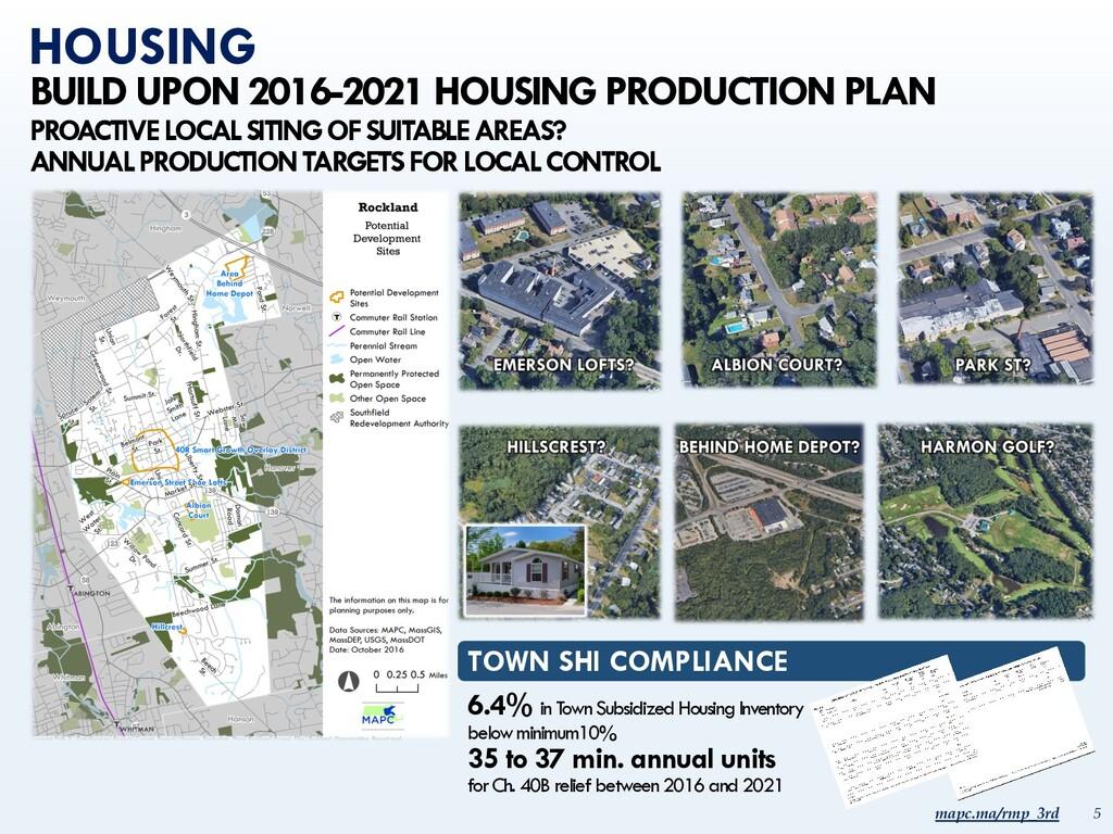mapc.ma/rmp_3rd 5 HOUSING BUILD UPON 2016-2021 ...