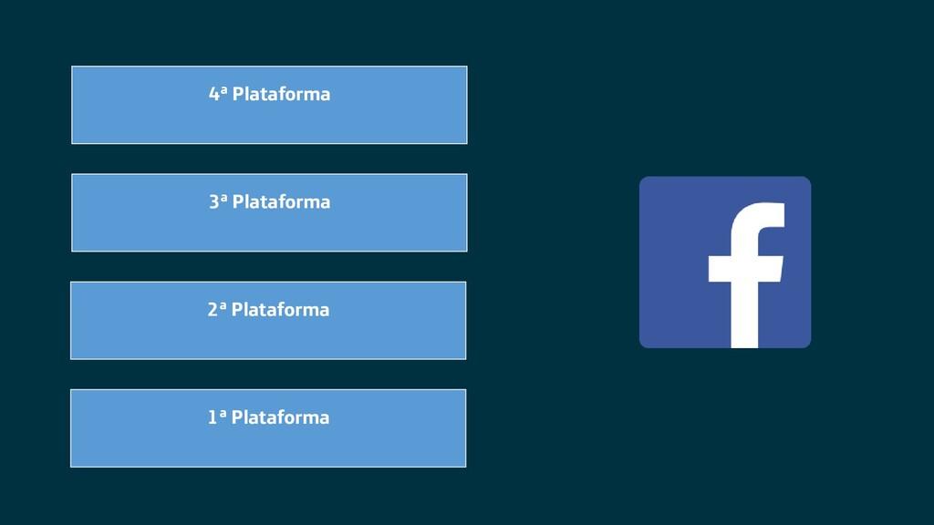 4ª Plataforma 3ª Plataforma 2ª Plataforma 1ª Pl...