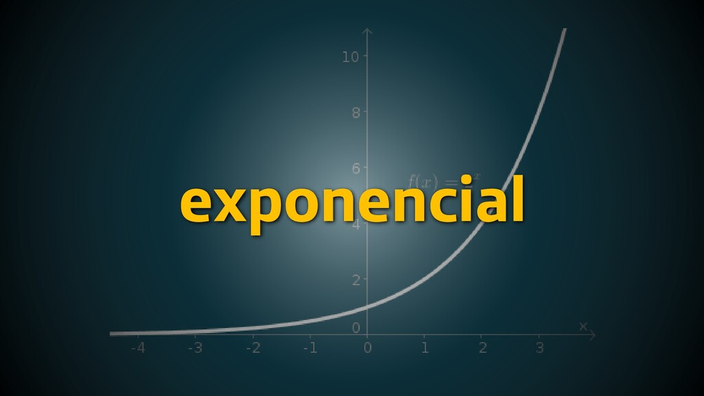 exponencial