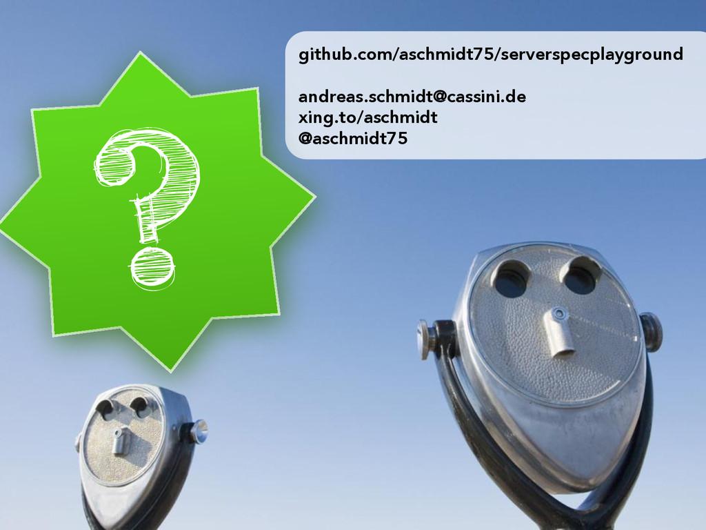 github.com/aschmidt75/serverspecplayground  a...