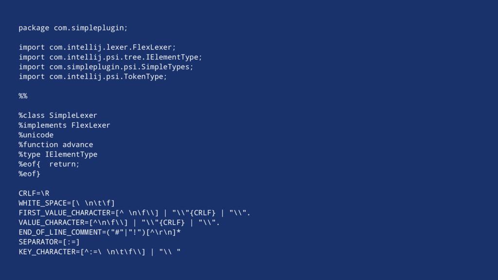 package com.simpleplugin; import com.intellij.l...