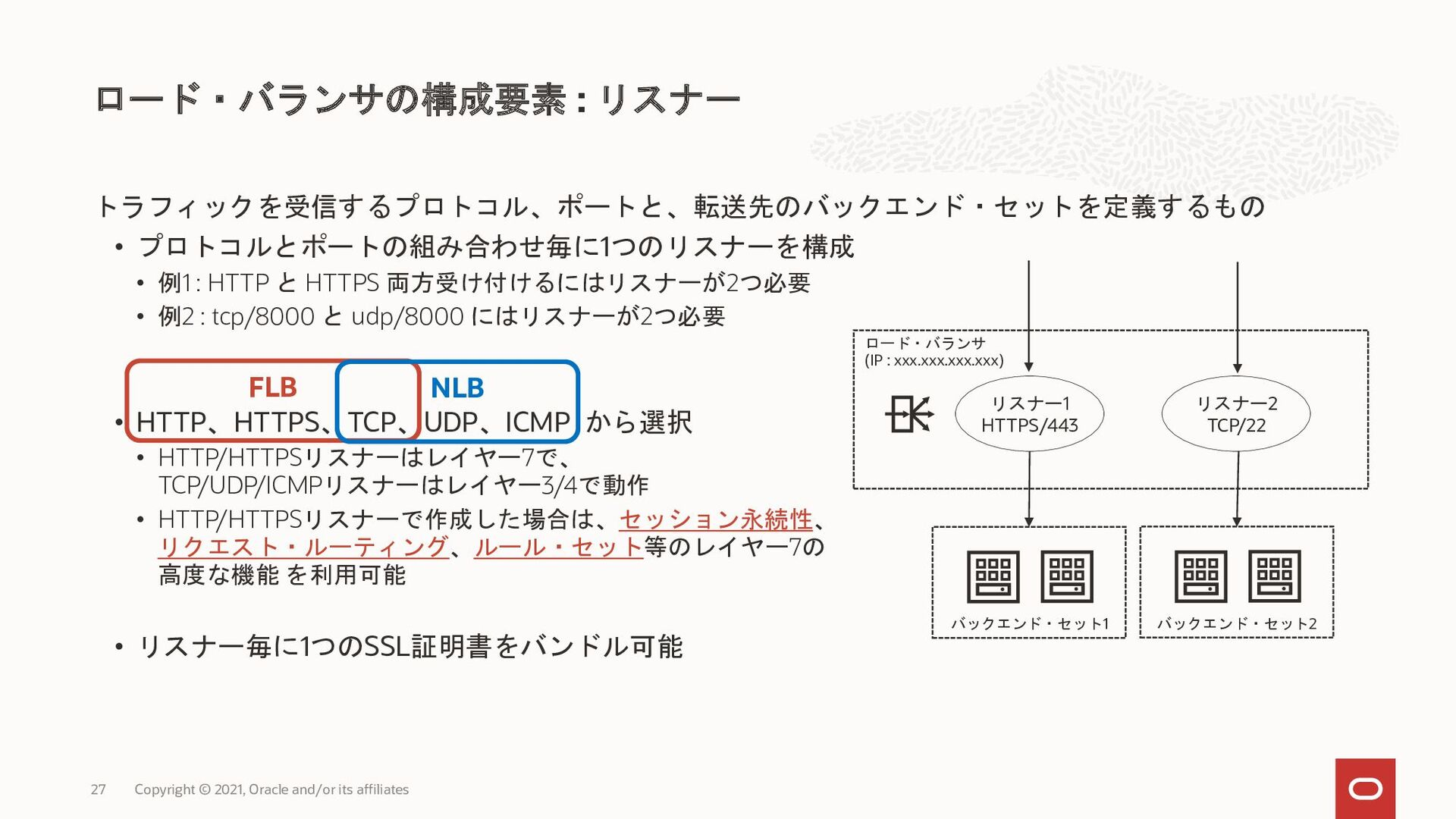 Oracle Cloud Infrastructure 活用資料集 • https://com...